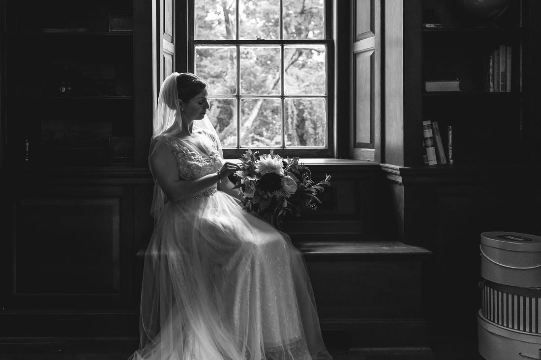 Welkinweir Wedding, Welkinweir Bride