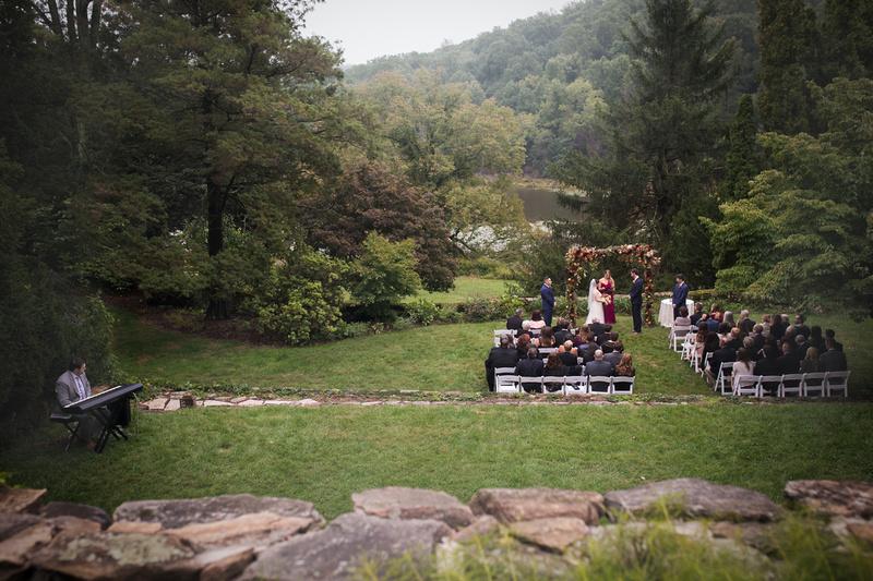 Fall Welkinweir Wedding, Chester County Wedding