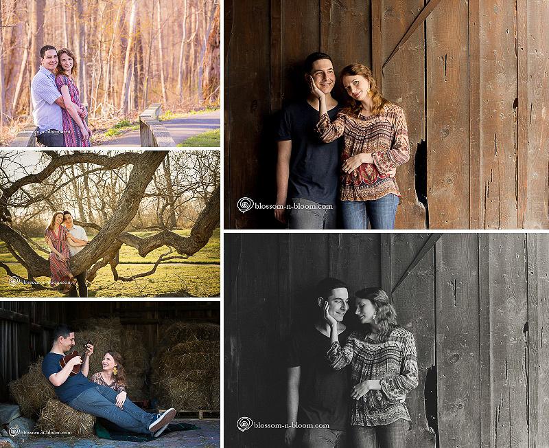 Philadelphia Area Wedding Photographer, Chester County Photographer, Annmarie Kopey, Springton Manor, Engagement Session, Glemoore,