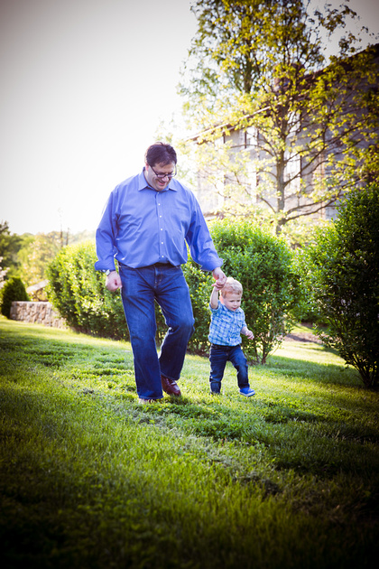 Father and son image from recent photo session at Wyebrook Farm