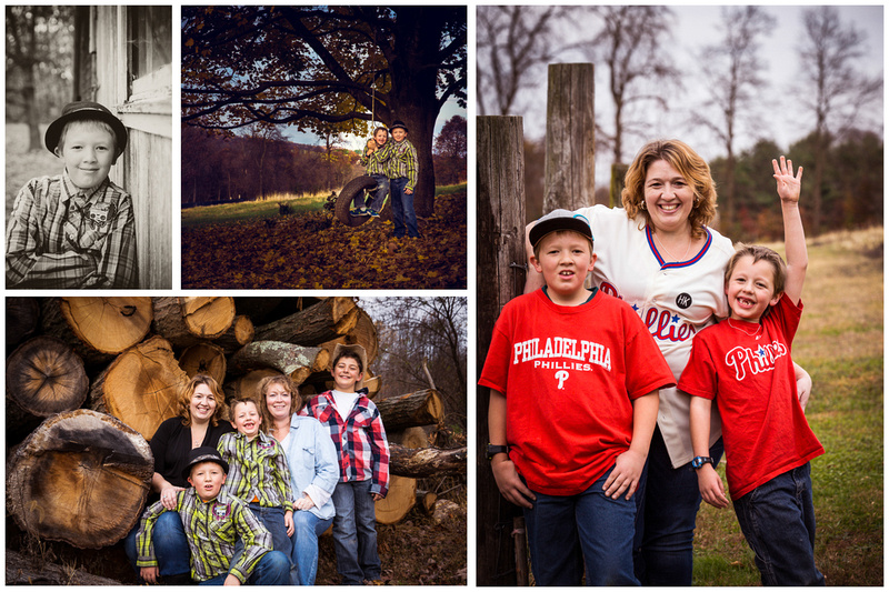 Family Photography Session - Main Line Photographer Annmarie Kopey