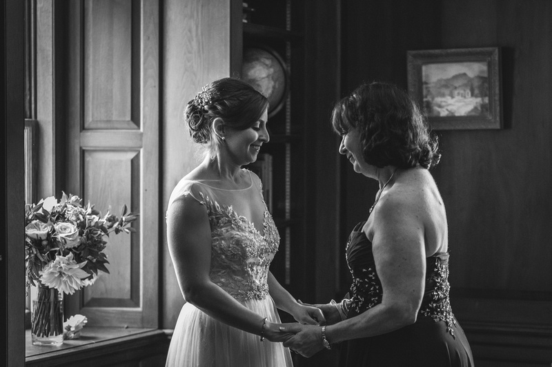 Welkinweir Wedding, Welkinweir Bride